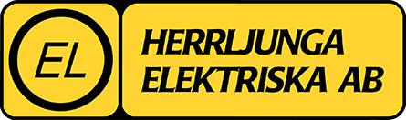 Logga - Herrljunga Elektriska AB
